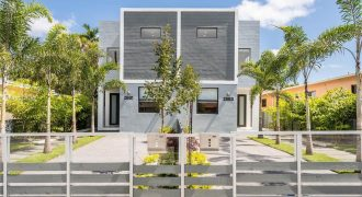 Townhouse Coconut Grove