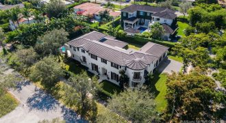 Mansion in Coral Gables